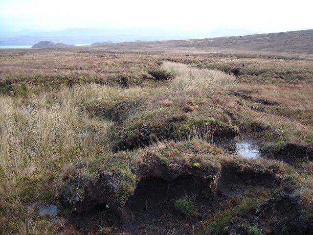 Moorland towards Boor