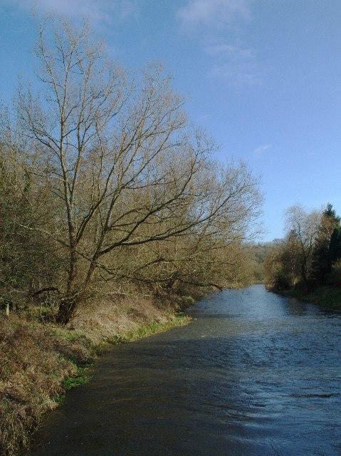 River Avon between Haxton and Netheravon