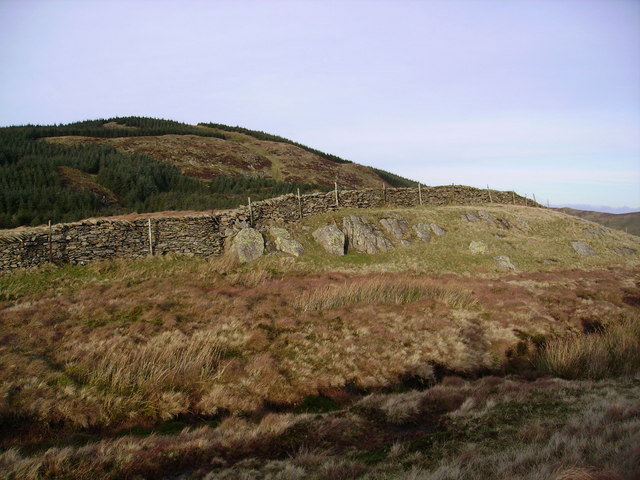 Plantation, Mabbin Crag