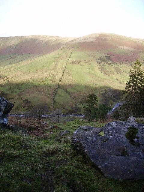 Above Borrowdale
