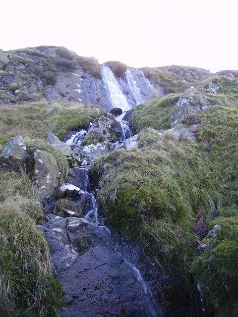 Waterfall, Borrowdale