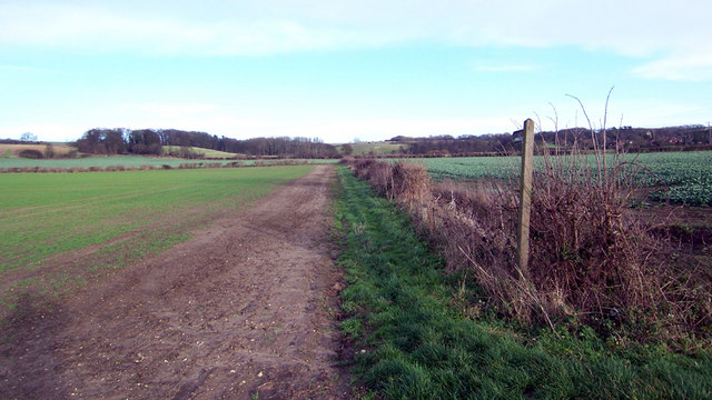 The Public Footpath to Worlaby
