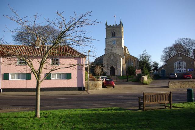 Bottisham Church