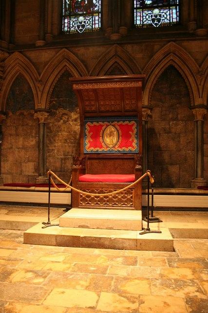 Bishop's Throne