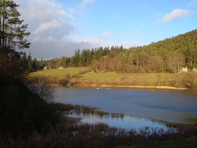 Tumbleton Lake, Cragside
