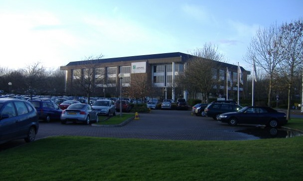 UK head office of Arval