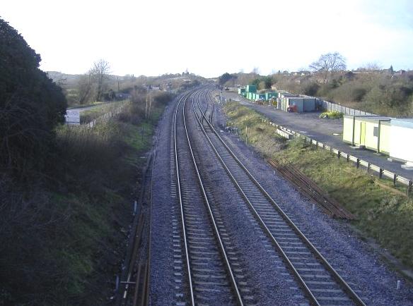 Site of Wootton Bassett station