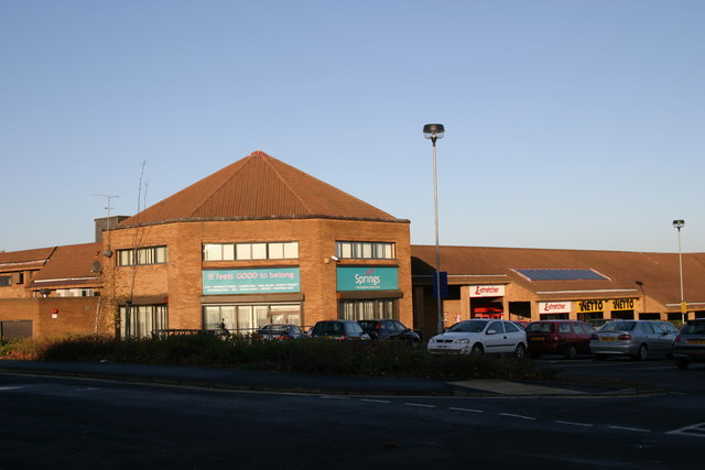 Springs Health Club, Kingston Park Shopping Centre