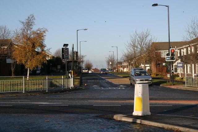 Tudor Way, Kingston Park