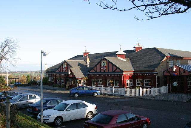 Toby Carvery and Inn, Bank Top, Kingston Park