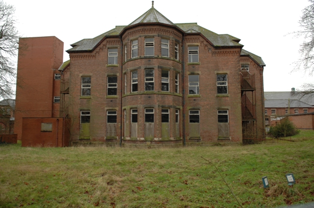 Whittingham Hospital