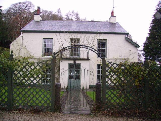 House, High Stott Park