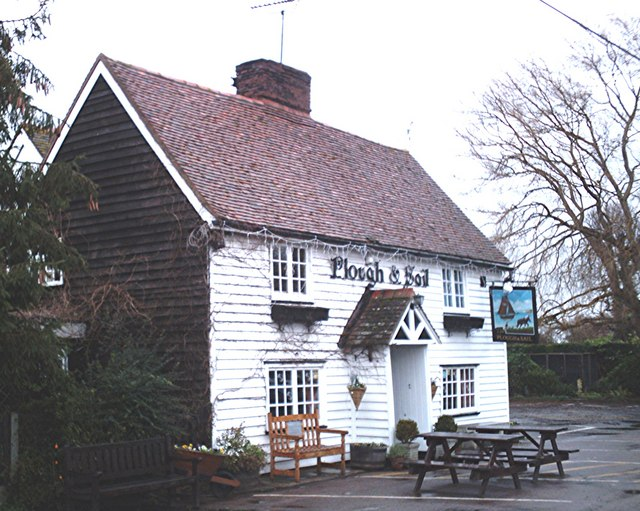 The Plough and Sail, Paglesham East End
