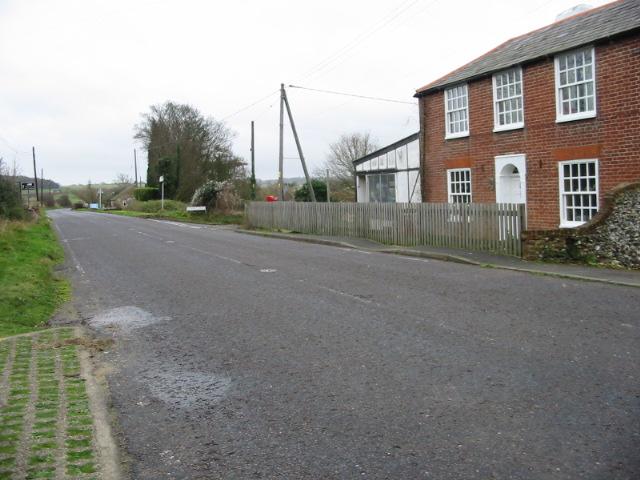 House on Doves Corner