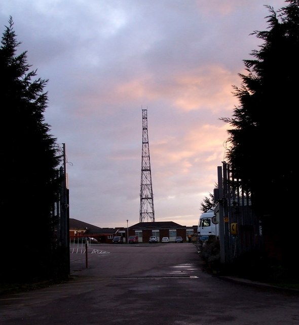 Poundon Hill Transmitter