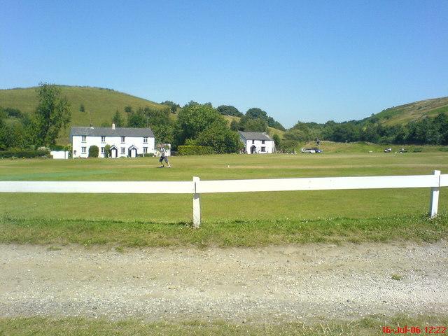 White Coppice Cricket Ground