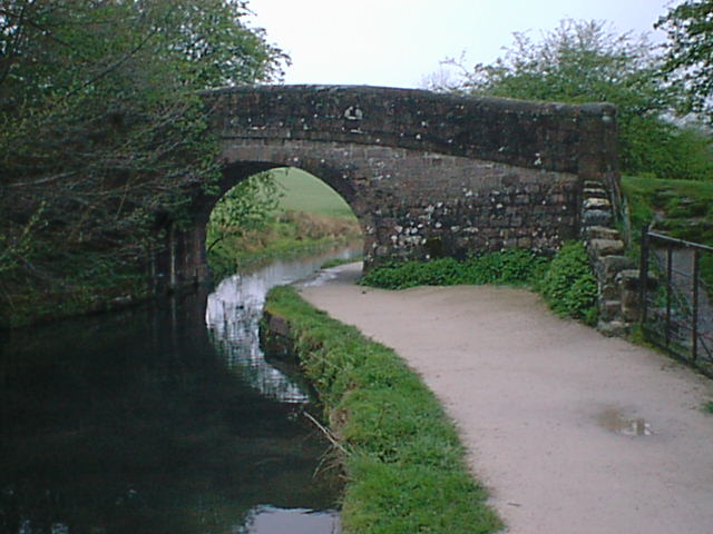 Small Bridge Over Cromford Canal