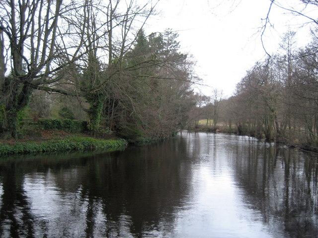 River Nidd at Castlestead
