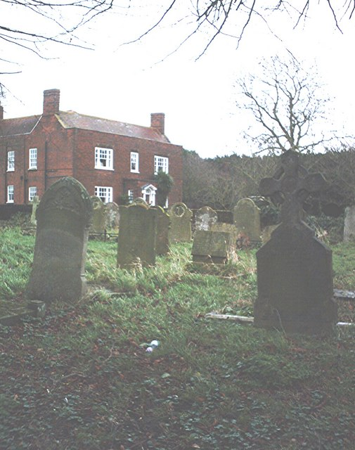 Church Hall from St. Peter's graveyard