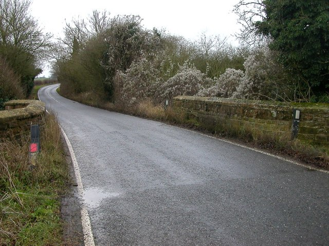 Litchborough-Northampton Road