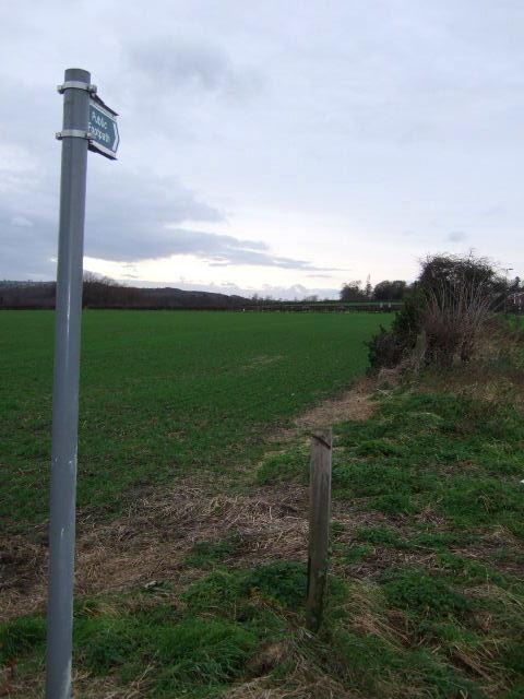 Windmill Greenway Footpath