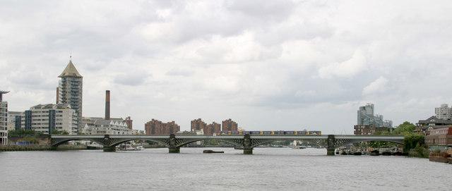 Battersea Rail Bridge