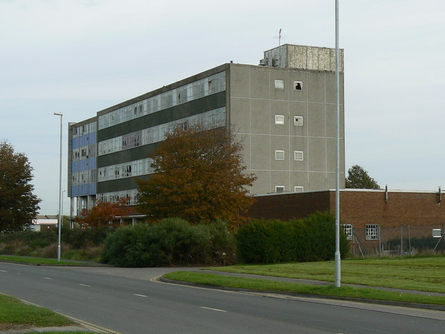 Former Brown Brothers building, Greenbridge, Swindon