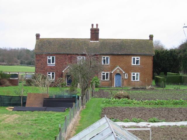 Shingleton cottages.