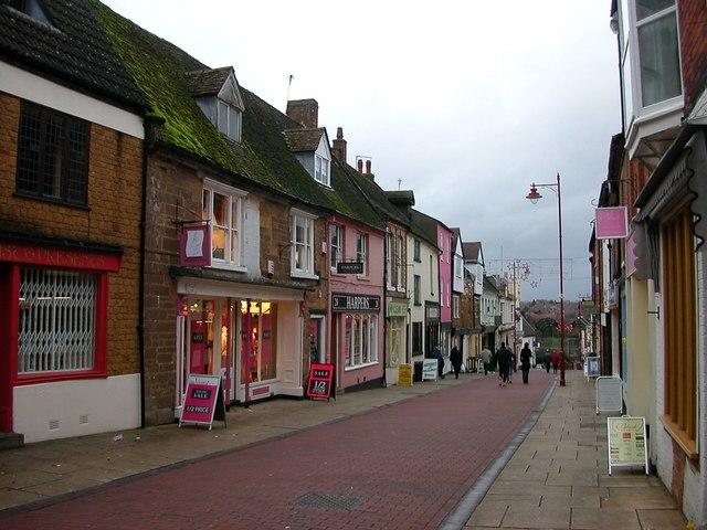 Daventry-Sheaf Street