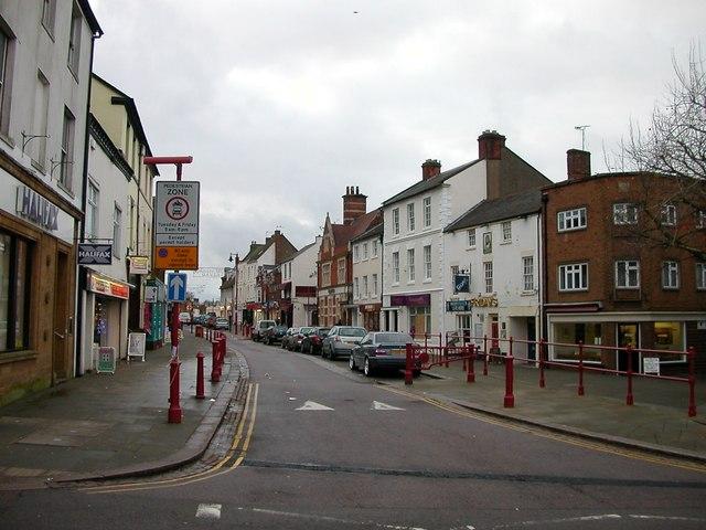 Daventry-High Street