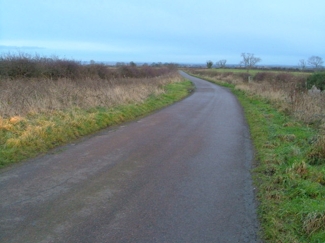 Lane to Buston
