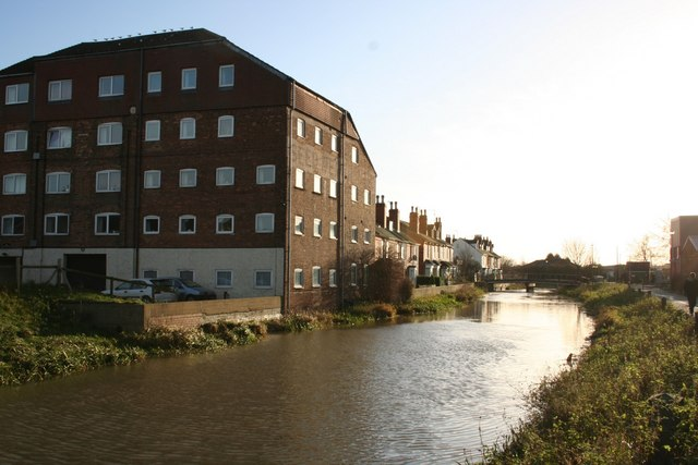 River Witham looking south