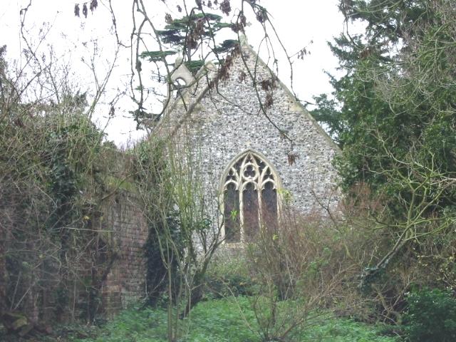 Knowlton Church.