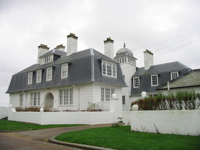 Large house on Waldershare Avenue, Sandwich Bay