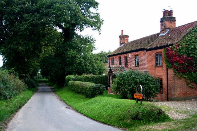 Wheelwright's Cottage, Brandiston.