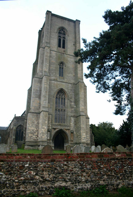 St. Agnes Church, Cawston