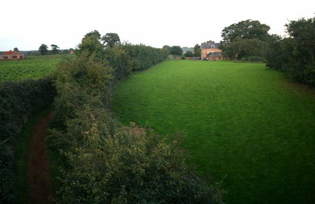 Former Cawston Railway Station