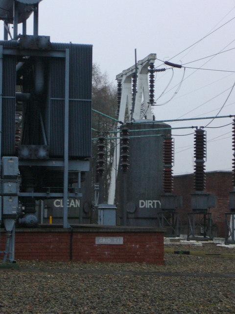 Bramham Electricity Sub-station