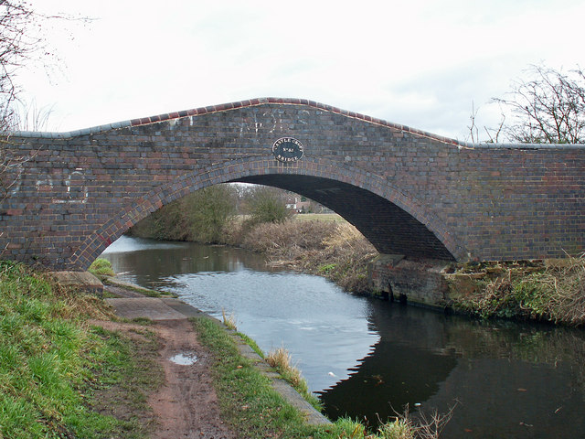 Castlecroft Bridge