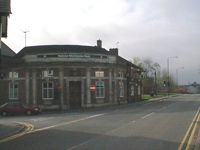 Clay Cross High Street and Market Street Junction
