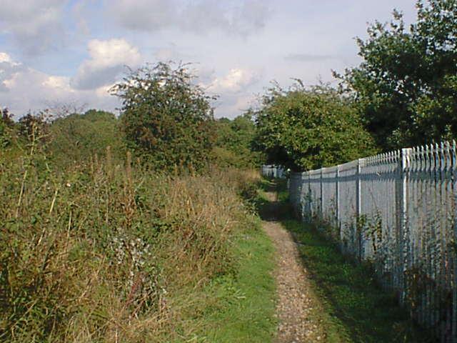 Black Pad Footpath
