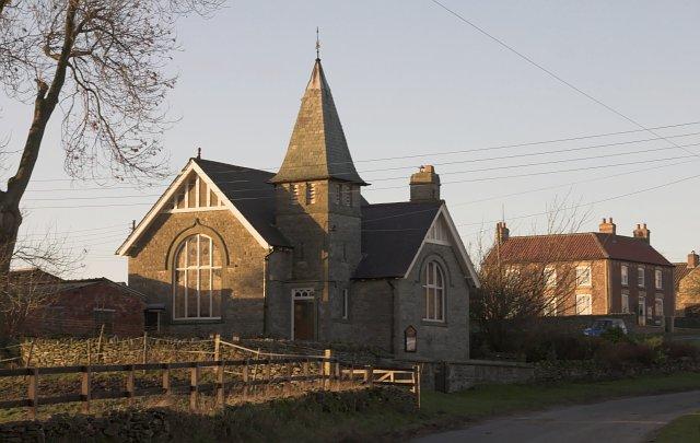 Newton Methodist chapel
