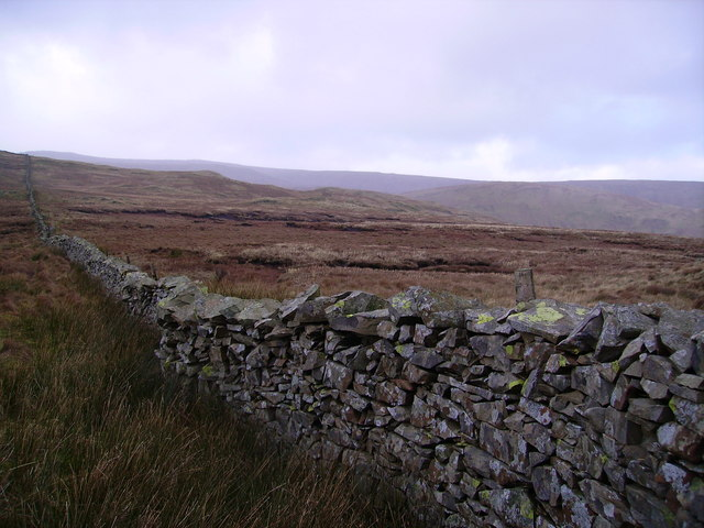 Wall Bannisdale fell