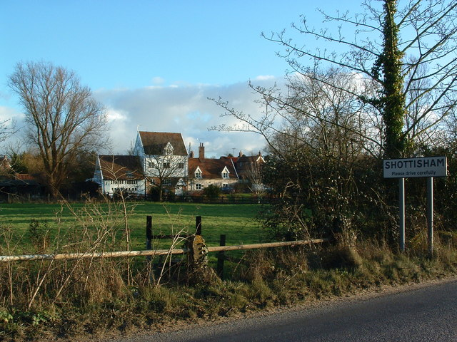 Shottisham Watermill