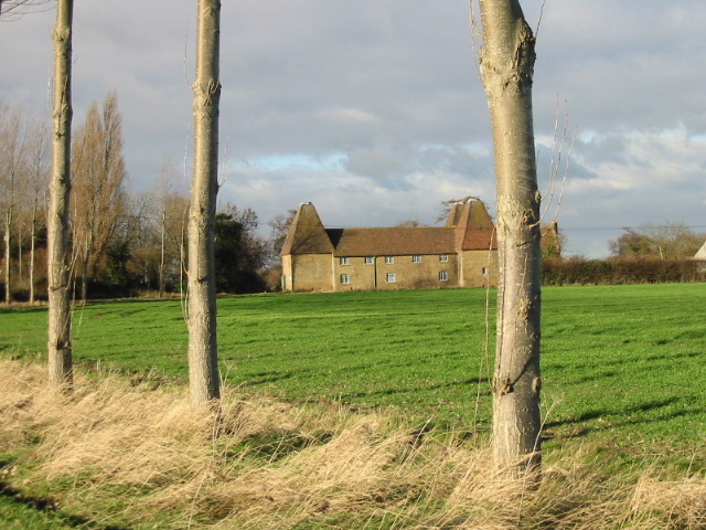 Crixhall Court outbuildings.