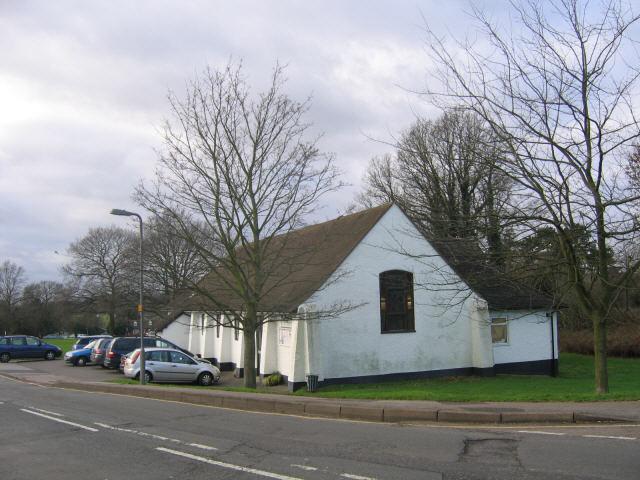 St Agatha's hall