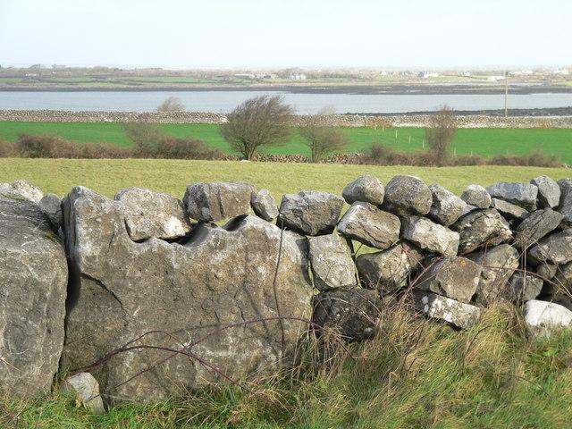 Entering the Burren