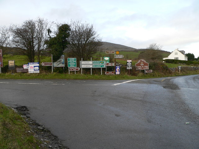 County Clare Border