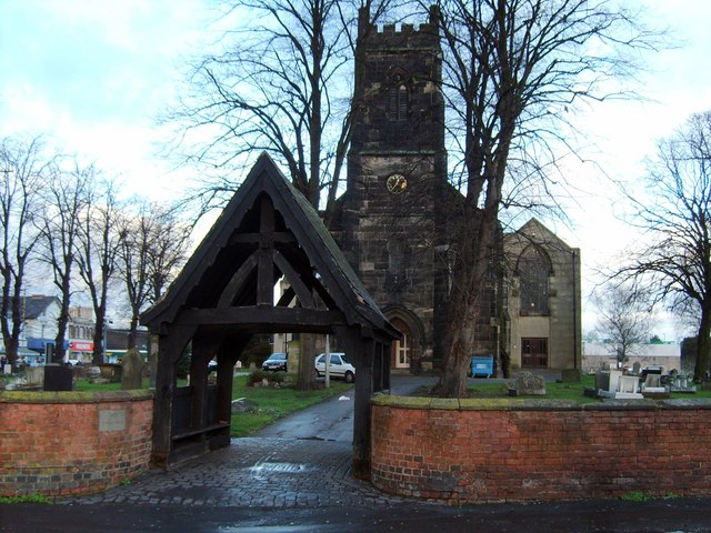 St Barnabas Church, High St, Erdington