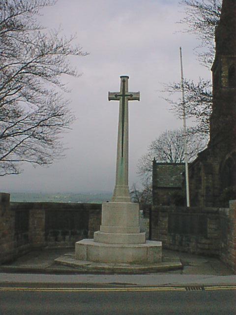 Clay Cross War Memorial